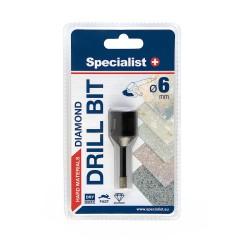 "Deimantinis grąžtas ""Specialist+"" D6 M14"