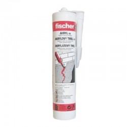 """""""Fischer"""" dažomas akrilas, baltas"""